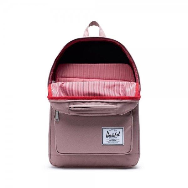 Herschel Supply Co. Pop Quiz Rugzak ash rose backpack van Polyester