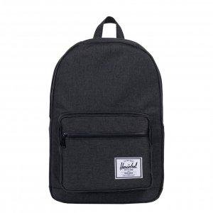 Herschel Supply Co. Pop Quiz Rugzak black crosshatch/black backpack