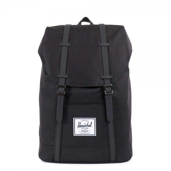 Herschel Supply Co. Retreat Rugzak black/black backpack