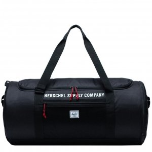 Herschel Supply Co. Sutton Carryall Duffle black Weekendtas