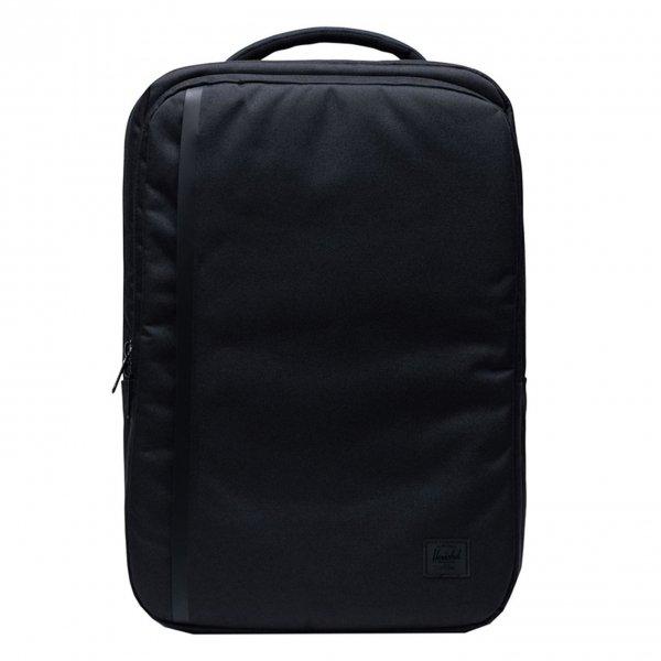 Herschel Supply Co. Travel Rugzak black backpack