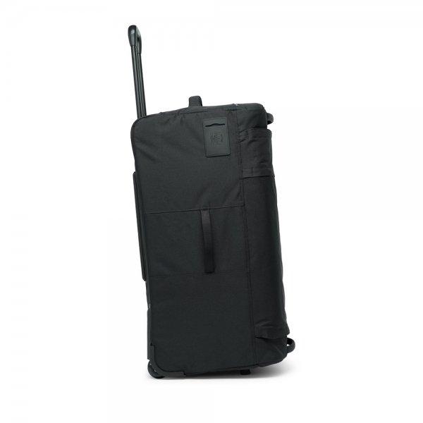 Herschel Supply Co. Wheelie Outfitter 90L Reistas black Trolley Reistas van Polyester