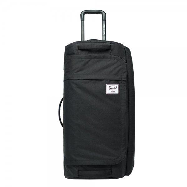 Herschel Supply Co. Wheelie Outfitter 90L Reistas black Trolley Reistas
