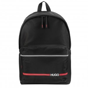 Hugo Boss Record RL Backpack black backpack