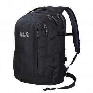 Jack Wolfskin Jack. Pot De Luxe Rugzak black backpack