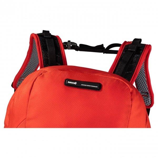 Jack Wolfskin Kalari Trail 36 lava red backpack van Polyester