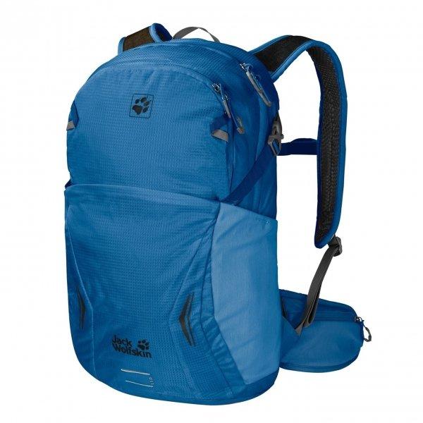 Jack Wolfskin Moab Jam 24 electric blue backpack