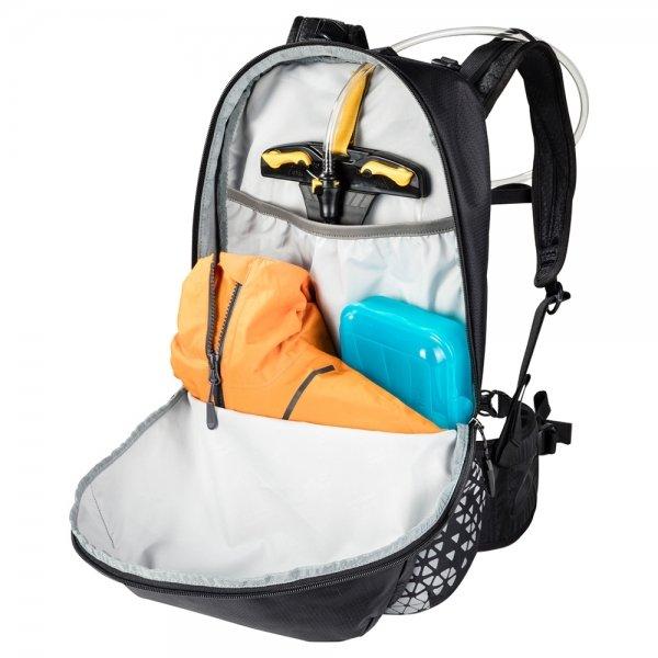 Jack Wolfskin Nighthawk 22 Pack reflective grid backpack van Polyester