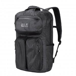 Jack Wolfskin Triaz 18 black backpack