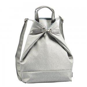 Jost Bergen XChange Bag M light grey backpack