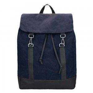 Jost Goteborg Drawstring Backpack navy backpack