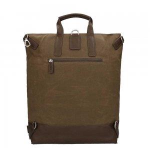 Jost Goteborg XChange Bag S olive backpack