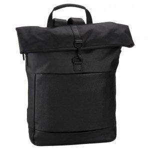 Jost Stockholm Courier Backpack black backpack