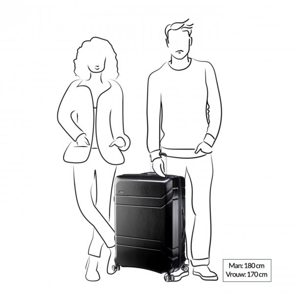 Koffers van Jump