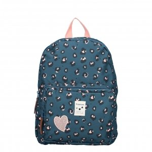 Kidzroom Attitude Backpack M blue