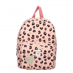 Kidzroom Attitude Backpack M peach