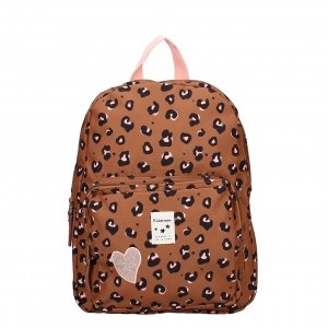 Kidzroom Attitude Backpack M taupe