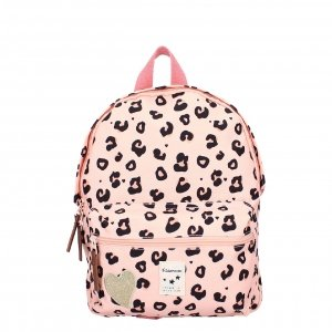 Kidzroom Attitude Backpack S peach backpack