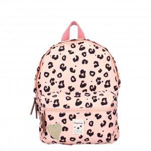 Kidzroom Attitude Backpack S peach backpack