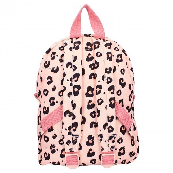 Kidzroom Attitude Backpack S peach backpack van Gerecycled