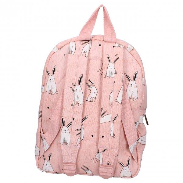 Kidzroom Dress Up Backpack bunny pink van Polyester