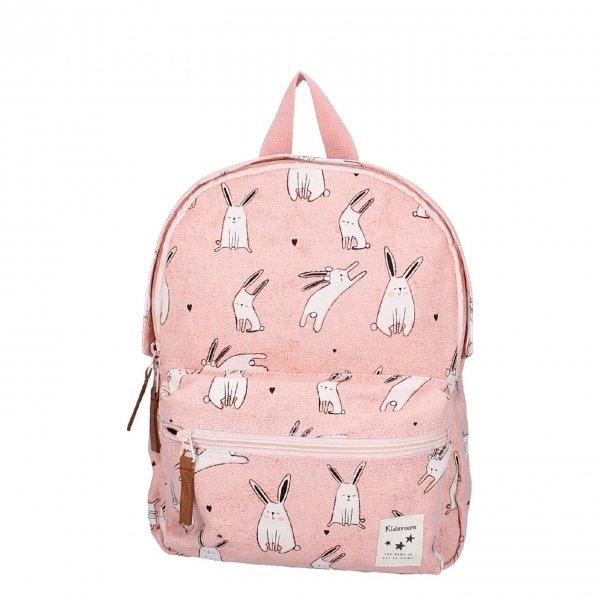Kidzroom Dress Up Backpack bunny pink