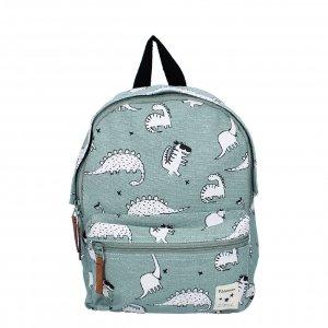 Kidzroom Dress Up Backpack dino green