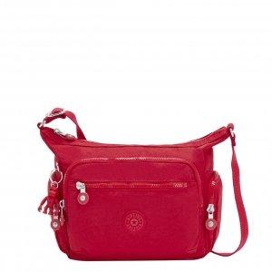 Kipling Gabbie S Crossbody red rouge Damestas