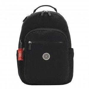 Kipling Seoul Rugzak B IT UN brave black backpack
