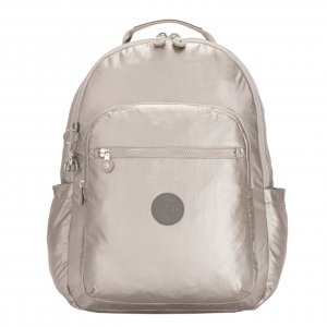 Kipling Seoul Rugzak BABY BP RG metallic glow baby backpack