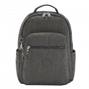 Kipling Seoul Rugzak BABY PEP black peppery backpack