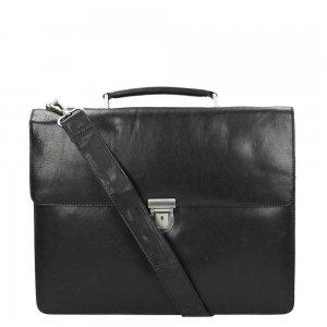 Leonhard Heyden Cambridge Briefcase black