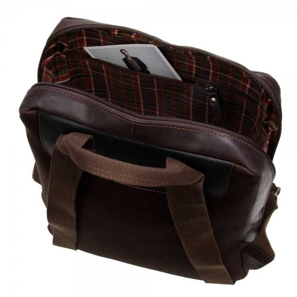 Leonhard Heyden Dakota Backpack brown backpack