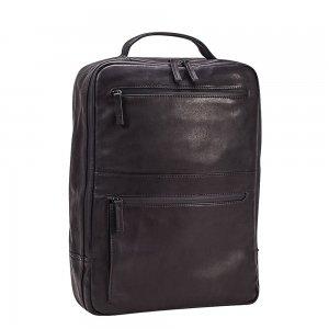 Leonhard Heyden Den Haag Backpack black backpack