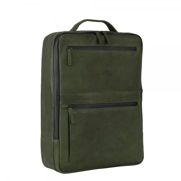 Leonhard Heyden Den Haag Backpack olive backpack