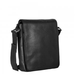 Leonhard Heyden Roma Shoulderbag S Tablet black Herentas