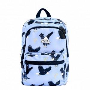 Little Legends Eagle Backpack L blauw Kindertas