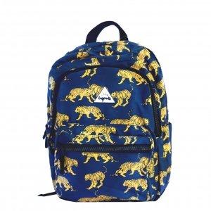 Little Legends Tiger navy blue Backpack L donker blauw Kindertas