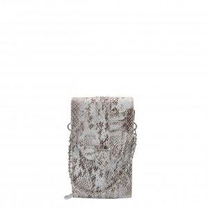 MOSZ Phone Bag Python white-brown Damestas