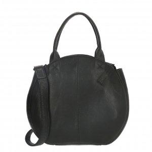 Micmacbags Cote d'Azur Handtas zwart Leren tas