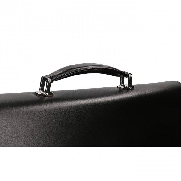 Montblanc Meisterstuck Double Gusset Briefcase black Aktetas van Leer