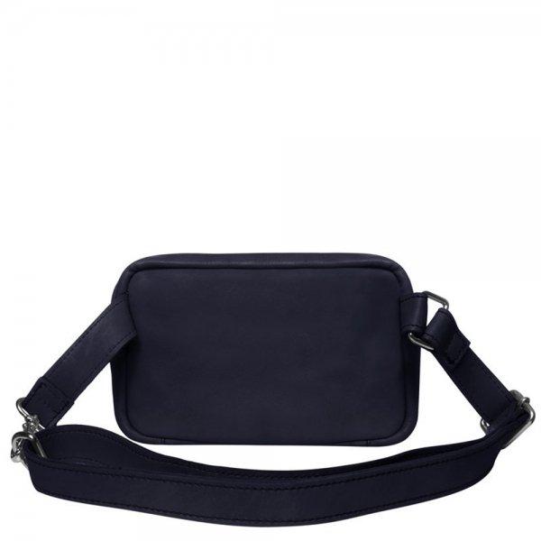 MyK. Valley Bag midnight blue Damestas van Leer