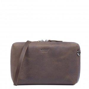 Myomy My Boxy Bag Handbag hunter original Damestas