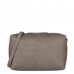 Myomy My Boxy Bag Handbag hunter taupe Damestas