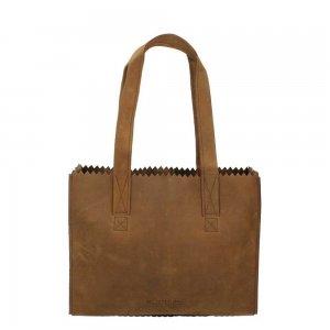 Myomy Paper Bag Handbag Zip original Damestas