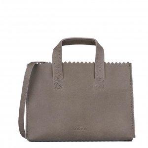 Myomy Paper Bag Mini Handbag Cross-Body hunter taupe