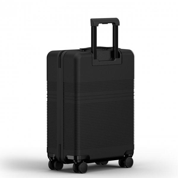 NORTVI Essential Edition 36 L midnight black Harde Koffer van Polycarbonaat