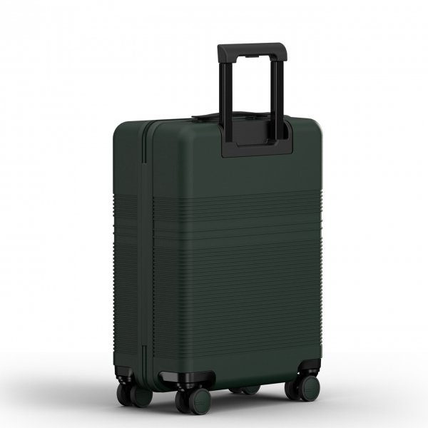 NORTVI Essential Edition 36 L rainforest green Harde Koffer van Polycarbonaat
