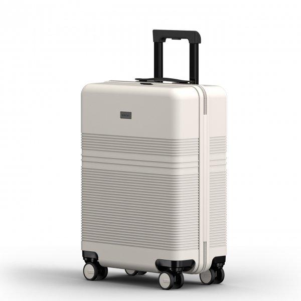 NORTVI Essential Edition 36 L sand white Harde Koffer