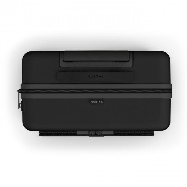 NORTVI Front Pocket 39 L midnight black Harde Koffer